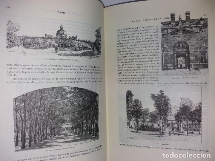 Libros: EXTRAORDINARIO Y BELLO LIBRO SOBRE EL PARIS DEL SIGLO XIX AÑOS 70´S - Foto 129 - 242225945
