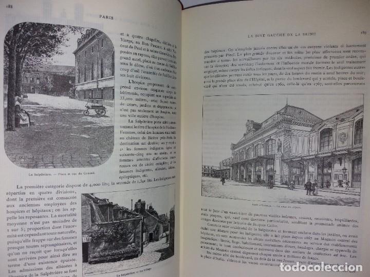 Libros: EXTRAORDINARIO Y BELLO LIBRO SOBRE EL PARIS DEL SIGLO XIX AÑOS 70´S - Foto 130 - 242225945
