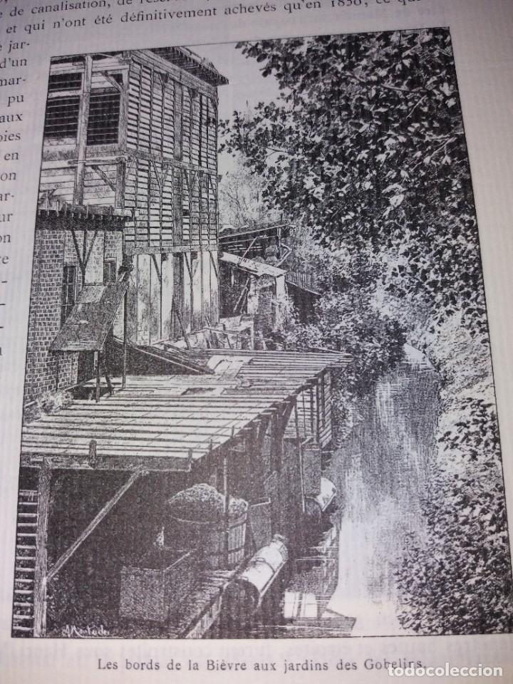 Libros: EXTRAORDINARIO Y BELLO LIBRO SOBRE EL PARIS DEL SIGLO XIX AÑOS 70´S - Foto 131 - 242225945