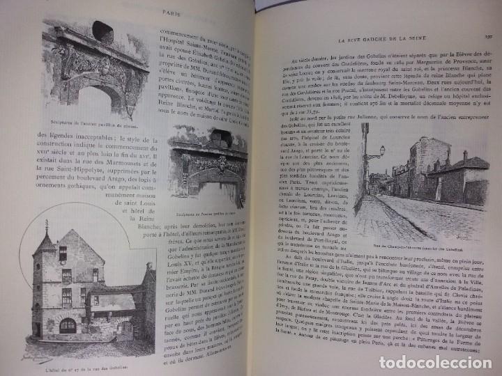 Libros: EXTRAORDINARIO Y BELLO LIBRO SOBRE EL PARIS DEL SIGLO XIX AÑOS 70´S - Foto 134 - 242225945