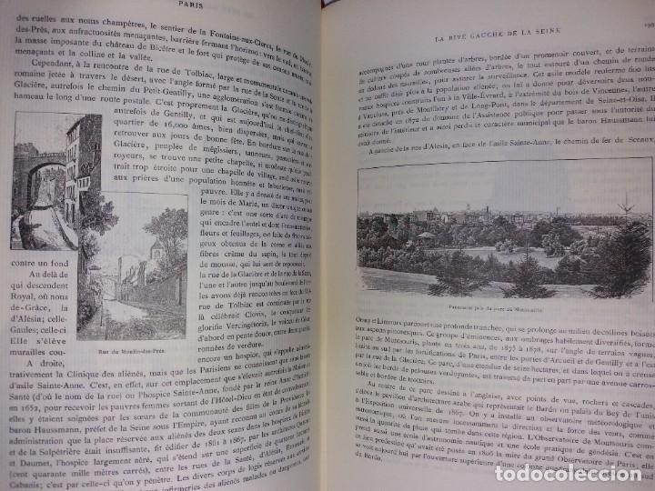 Libros: EXTRAORDINARIO Y BELLO LIBRO SOBRE EL PARIS DEL SIGLO XIX AÑOS 70´S - Foto 135 - 242225945