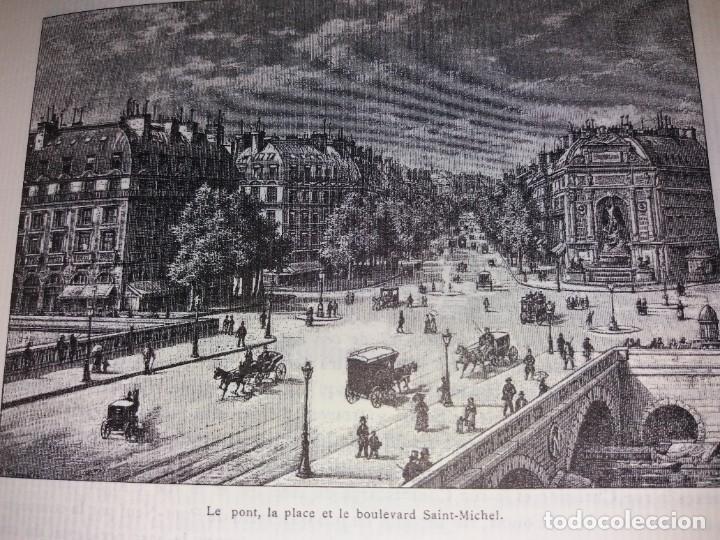 Libros: EXTRAORDINARIO Y BELLO LIBRO SOBRE EL PARIS DEL SIGLO XIX AÑOS 70´S - Foto 142 - 242225945