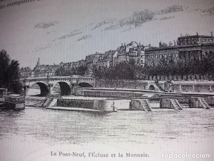 Libros: EXTRAORDINARIO Y BELLO LIBRO SOBRE EL PARIS DEL SIGLO XIX AÑOS 70´S - Foto 143 - 242225945