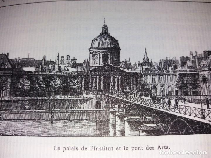 Libros: EXTRAORDINARIO Y BELLO LIBRO SOBRE EL PARIS DEL SIGLO XIX AÑOS 70´S - Foto 144 - 242225945