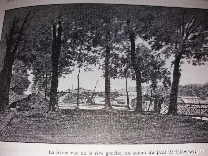 Libros: EXTRAORDINARIO Y BELLO LIBRO SOBRE EL PARIS DEL SIGLO XIX AÑOS 70´S - Foto 146 - 242225945