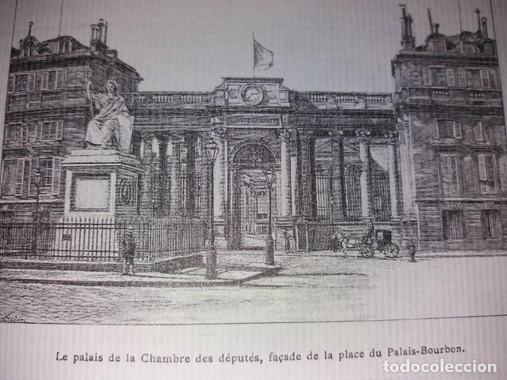 Libros: EXTRAORDINARIO Y BELLO LIBRO SOBRE EL PARIS DEL SIGLO XIX AÑOS 70´S - Foto 147 - 242225945