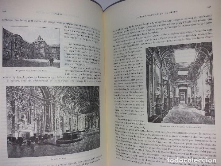 Libros: EXTRAORDINARIO Y BELLO LIBRO SOBRE EL PARIS DEL SIGLO XIX AÑOS 70´S - Foto 149 - 242225945