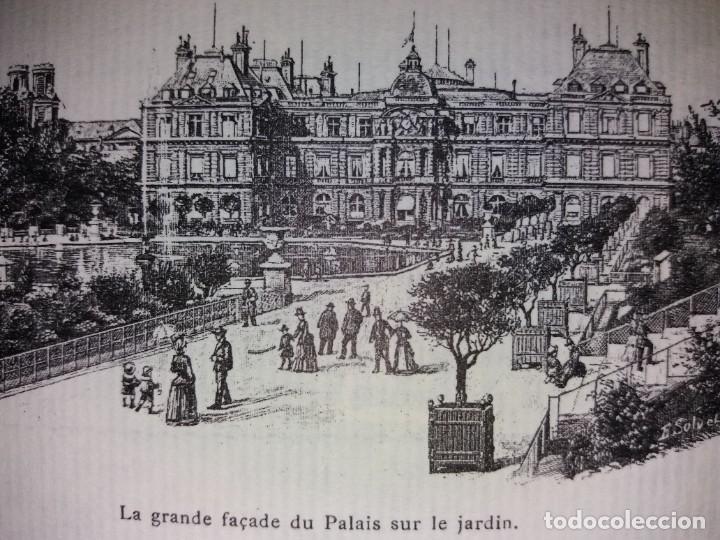 Libros: EXTRAORDINARIO Y BELLO LIBRO SOBRE EL PARIS DEL SIGLO XIX AÑOS 70´S - Foto 150 - 242225945