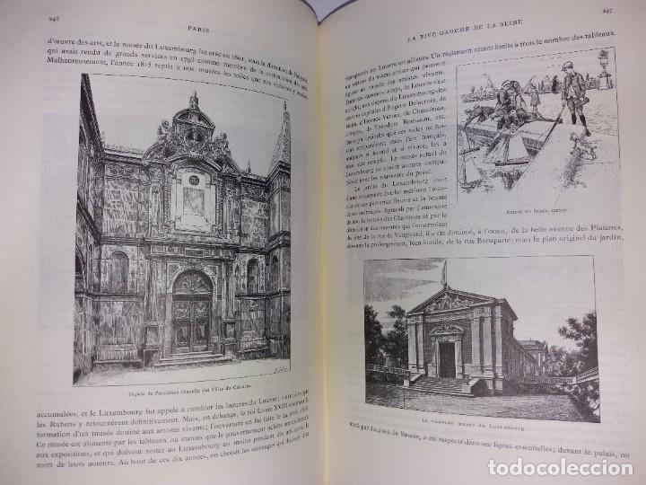 Libros: EXTRAORDINARIO Y BELLO LIBRO SOBRE EL PARIS DEL SIGLO XIX AÑOS 70´S - Foto 152 - 242225945
