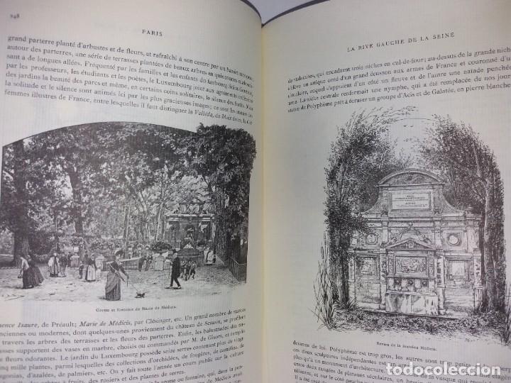 Libros: EXTRAORDINARIO Y BELLO LIBRO SOBRE EL PARIS DEL SIGLO XIX AÑOS 70´S - Foto 153 - 242225945
