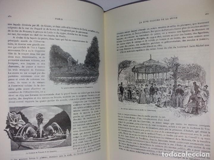 Libros: EXTRAORDINARIO Y BELLO LIBRO SOBRE EL PARIS DEL SIGLO XIX AÑOS 70´S - Foto 154 - 242225945