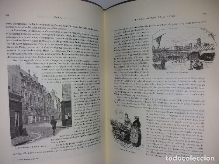Libros: EXTRAORDINARIO Y BELLO LIBRO SOBRE EL PARIS DEL SIGLO XIX AÑOS 70´S - Foto 156 - 242225945