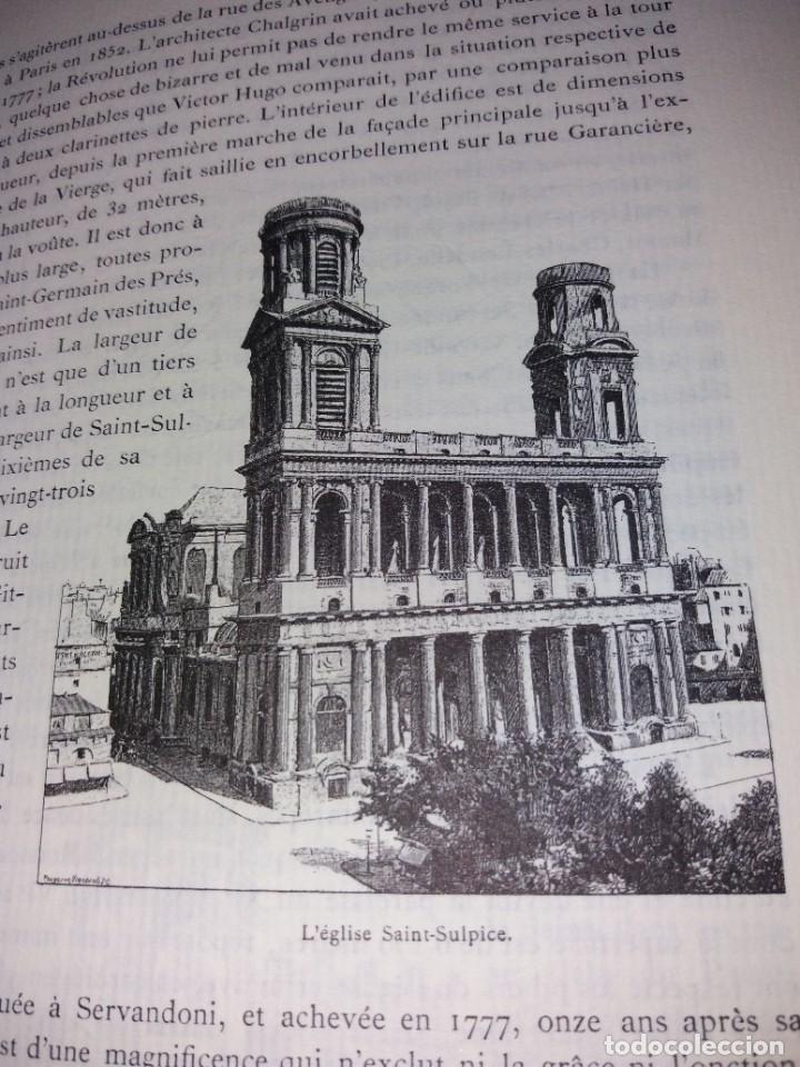 Libros: EXTRAORDINARIO Y BELLO LIBRO SOBRE EL PARIS DEL SIGLO XIX AÑOS 70´S - Foto 157 - 242225945