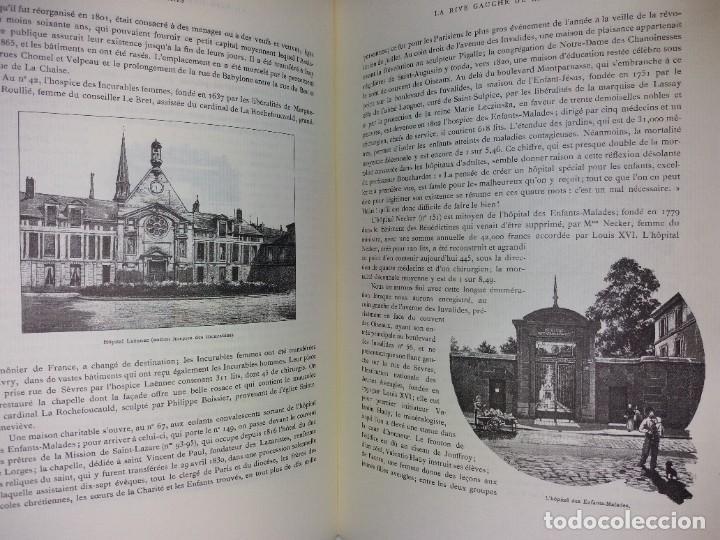 Libros: EXTRAORDINARIO Y BELLO LIBRO SOBRE EL PARIS DEL SIGLO XIX AÑOS 70´S - Foto 164 - 242225945
