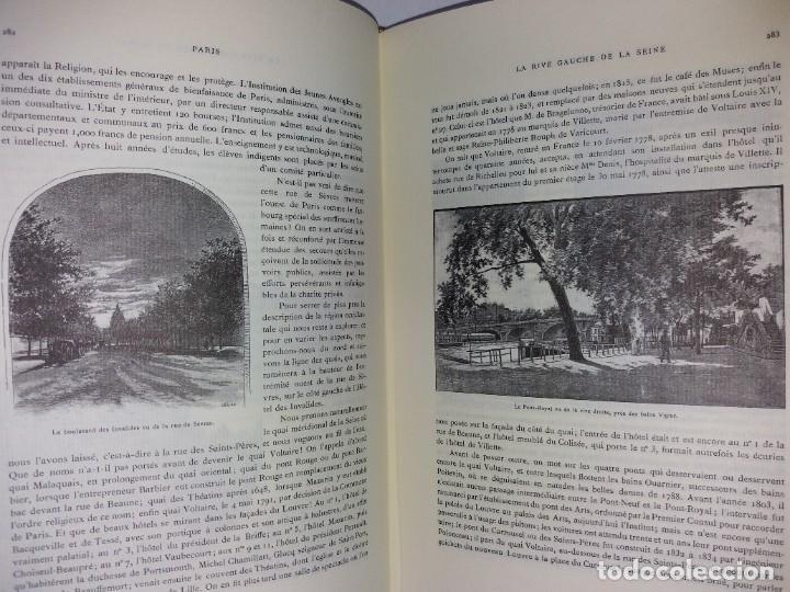 Libros: EXTRAORDINARIO Y BELLO LIBRO SOBRE EL PARIS DEL SIGLO XIX AÑOS 70´S - Foto 165 - 242225945