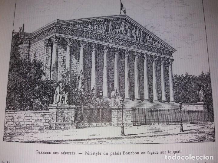 Libros: EXTRAORDINARIO Y BELLO LIBRO SOBRE EL PARIS DEL SIGLO XIX AÑOS 70´S - Foto 170 - 242225945