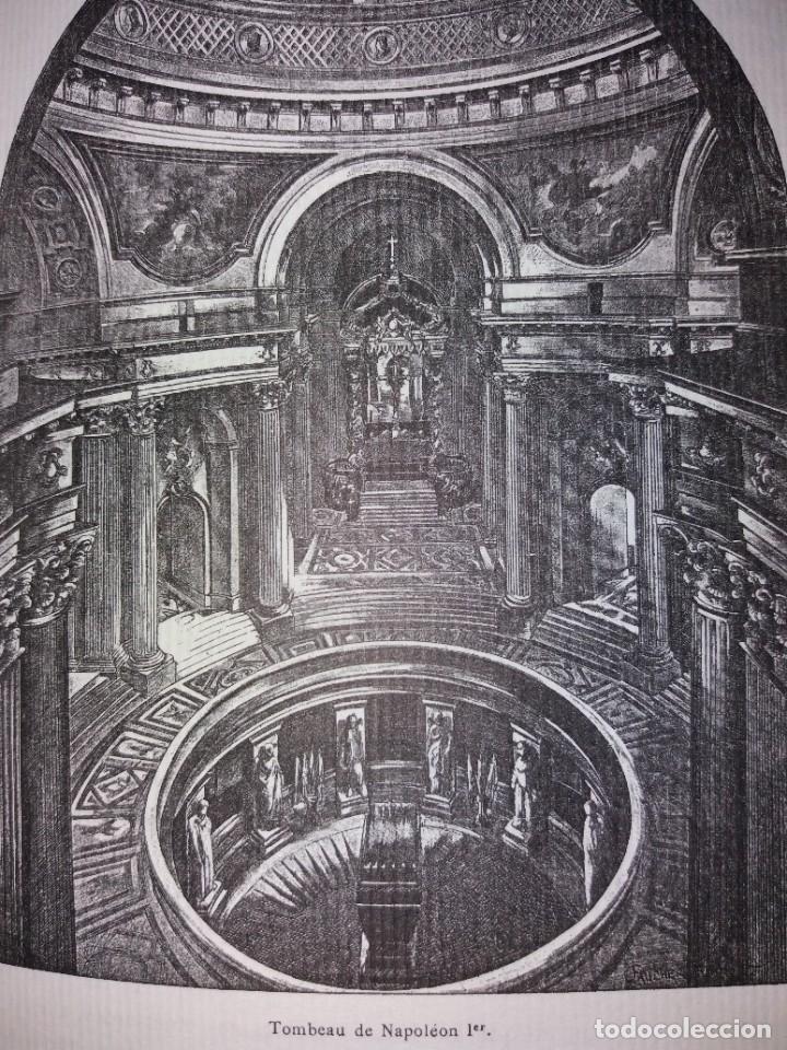 Libros: EXTRAORDINARIO Y BELLO LIBRO SOBRE EL PARIS DEL SIGLO XIX AÑOS 70´S - Foto 174 - 242225945