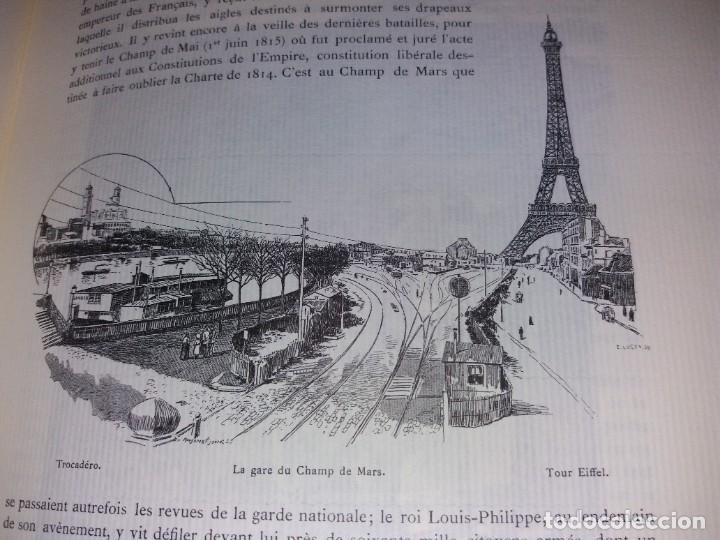 Libros: EXTRAORDINARIO Y BELLO LIBRO SOBRE EL PARIS DEL SIGLO XIX AÑOS 70´S - Foto 175 - 242225945