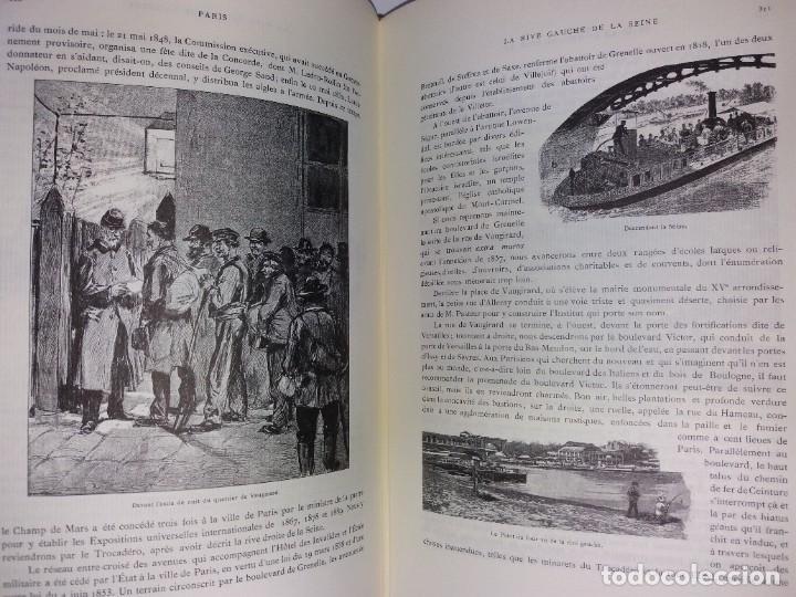 Libros: EXTRAORDINARIO Y BELLO LIBRO SOBRE EL PARIS DEL SIGLO XIX AÑOS 70´S - Foto 176 - 242225945