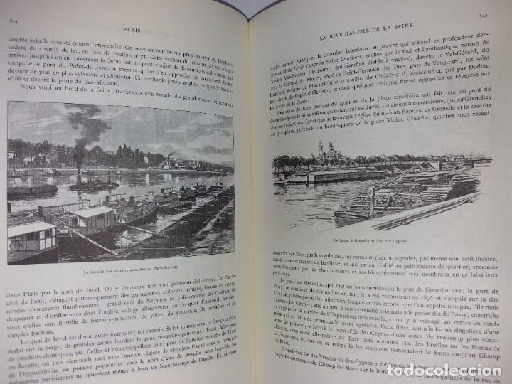 Libros: EXTRAORDINARIO Y BELLO LIBRO SOBRE EL PARIS DEL SIGLO XIX AÑOS 70´S - Foto 177 - 242225945