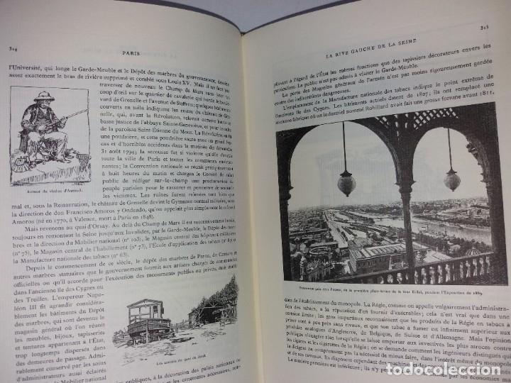 Libros: EXTRAORDINARIO Y BELLO LIBRO SOBRE EL PARIS DEL SIGLO XIX AÑOS 70´S - Foto 178 - 242225945
