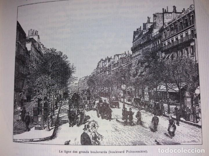 Libros: EXTRAORDINARIO Y BELLO LIBRO SOBRE EL PARIS DEL SIGLO XIX AÑOS 70´S - Foto 180 - 242225945