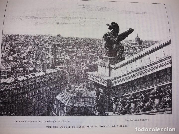Libros: EXTRAORDINARIO Y BELLO LIBRO SOBRE EL PARIS DEL SIGLO XIX AÑOS 70´S - Foto 182 - 242225945