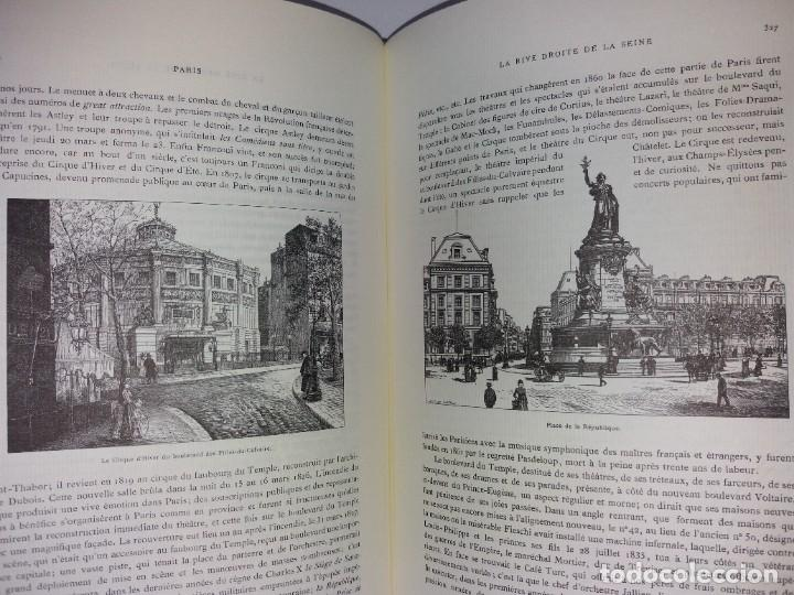 Libros: EXTRAORDINARIO Y BELLO LIBRO SOBRE EL PARIS DEL SIGLO XIX AÑOS 70´S - Foto 184 - 242225945