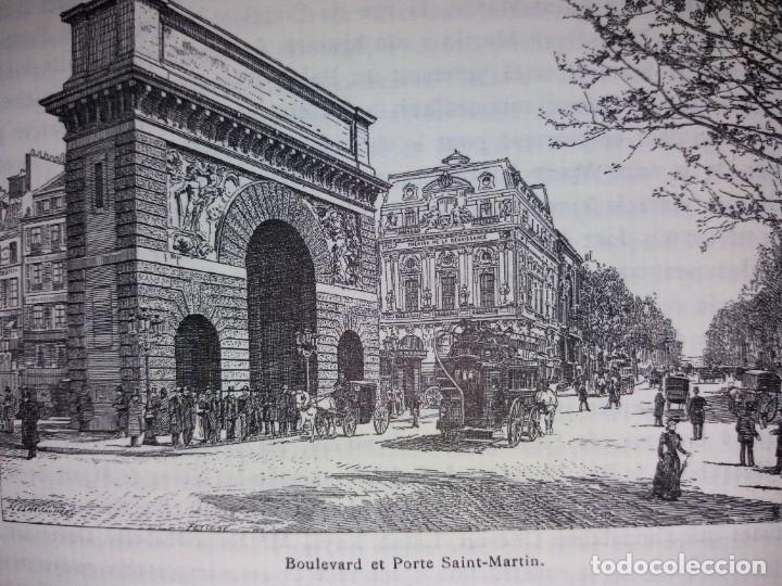 Libros: EXTRAORDINARIO Y BELLO LIBRO SOBRE EL PARIS DEL SIGLO XIX AÑOS 70´S - Foto 185 - 242225945