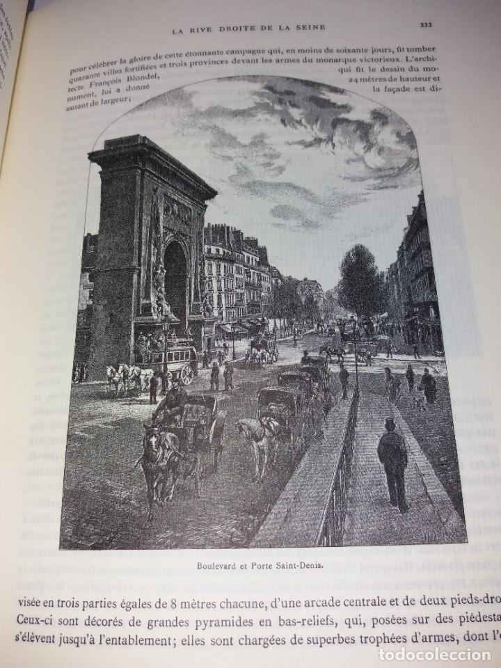 Libros: EXTRAORDINARIO Y BELLO LIBRO SOBRE EL PARIS DEL SIGLO XIX AÑOS 70´S - Foto 186 - 242225945