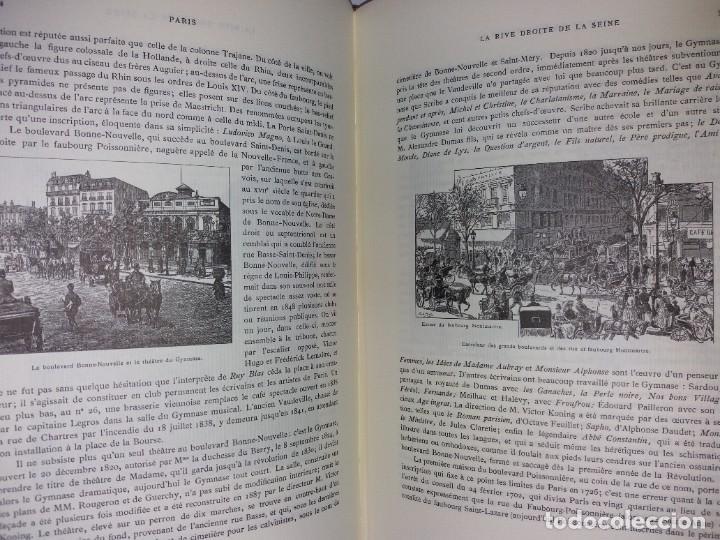 Libros: EXTRAORDINARIO Y BELLO LIBRO SOBRE EL PARIS DEL SIGLO XIX AÑOS 70´S - Foto 187 - 242225945