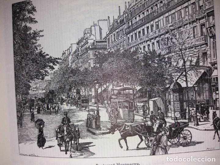 Libros: EXTRAORDINARIO Y BELLO LIBRO SOBRE EL PARIS DEL SIGLO XIX AÑOS 70´S - Foto 188 - 242225945