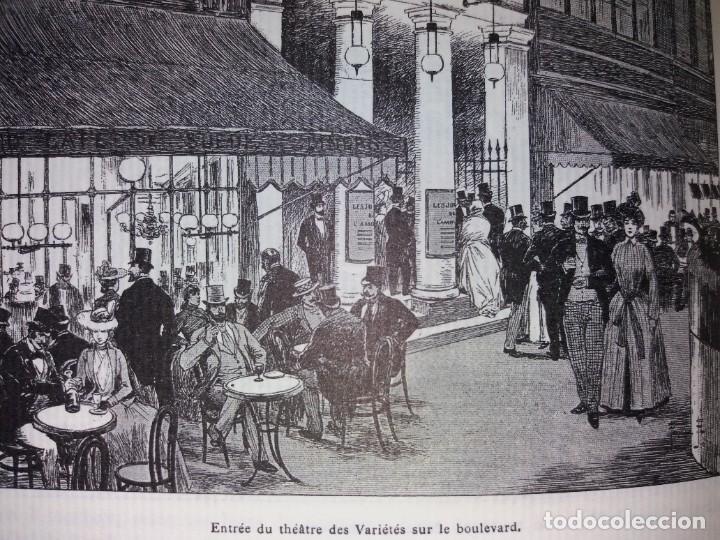 Libros: EXTRAORDINARIO Y BELLO LIBRO SOBRE EL PARIS DEL SIGLO XIX AÑOS 70´S - Foto 189 - 242225945
