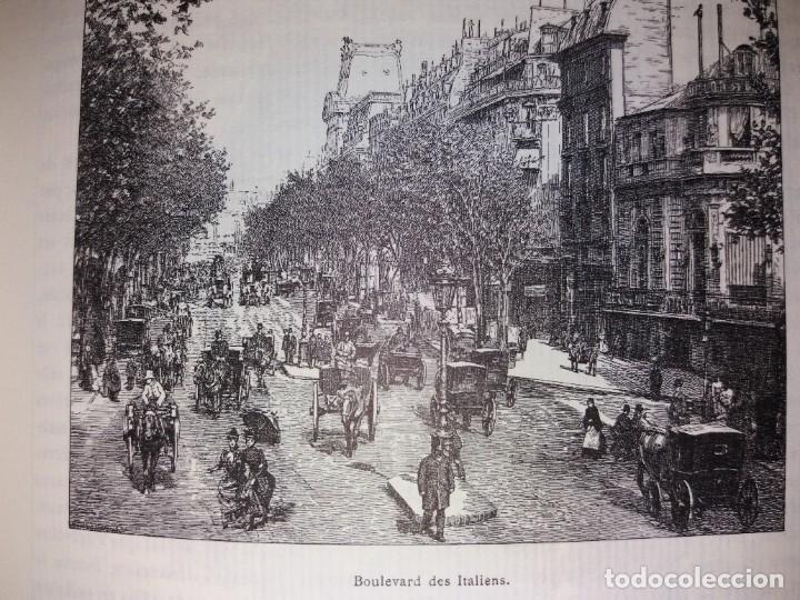 Libros: EXTRAORDINARIO Y BELLO LIBRO SOBRE EL PARIS DEL SIGLO XIX AÑOS 70´S - Foto 190 - 242225945