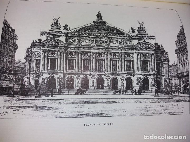 Libros: EXTRAORDINARIO Y BELLO LIBRO SOBRE EL PARIS DEL SIGLO XIX AÑOS 70´S - Foto 191 - 242225945