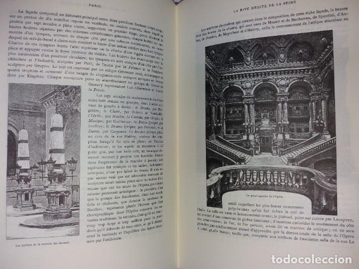 Libros: EXTRAORDINARIO Y BELLO LIBRO SOBRE EL PARIS DEL SIGLO XIX AÑOS 70´S - Foto 195 - 242225945