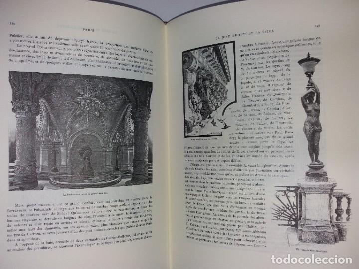 Libros: EXTRAORDINARIO Y BELLO LIBRO SOBRE EL PARIS DEL SIGLO XIX AÑOS 70´S - Foto 196 - 242225945