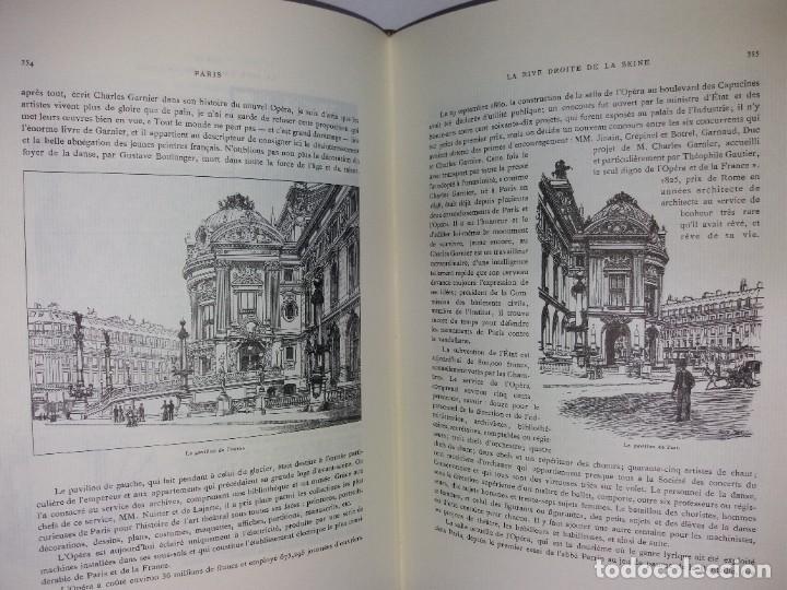 Libros: EXTRAORDINARIO Y BELLO LIBRO SOBRE EL PARIS DEL SIGLO XIX AÑOS 70´S - Foto 197 - 242225945