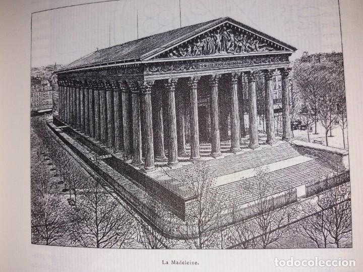 Libros: EXTRAORDINARIO Y BELLO LIBRO SOBRE EL PARIS DEL SIGLO XIX AÑOS 70´S - Foto 199 - 242225945