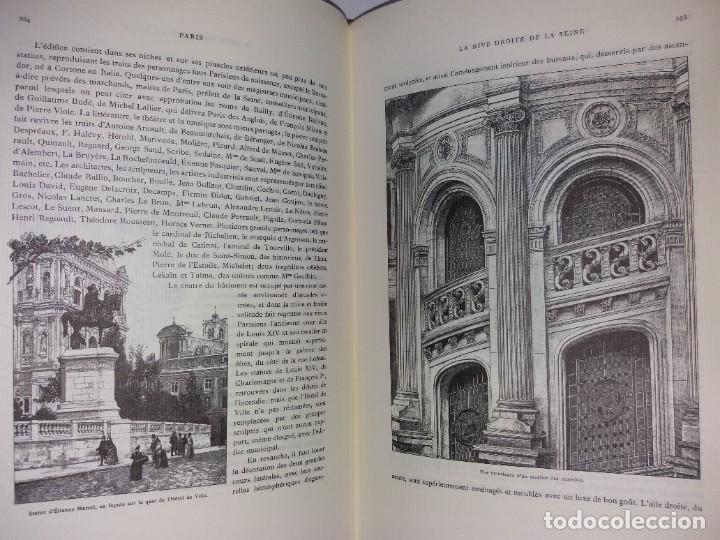 Libros: EXTRAORDINARIO Y BELLO LIBRO SOBRE EL PARIS DEL SIGLO XIX AÑOS 70´S - Foto 202 - 242225945