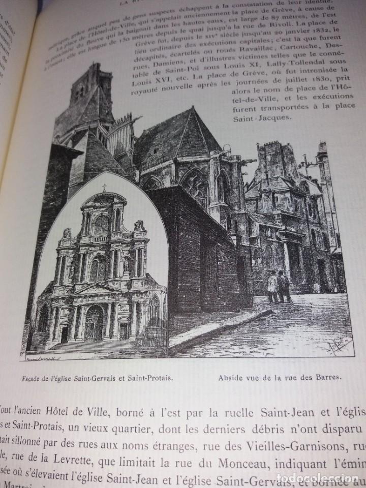 Libros: EXTRAORDINARIO Y BELLO LIBRO SOBRE EL PARIS DEL SIGLO XIX AÑOS 70´S - Foto 204 - 242225945