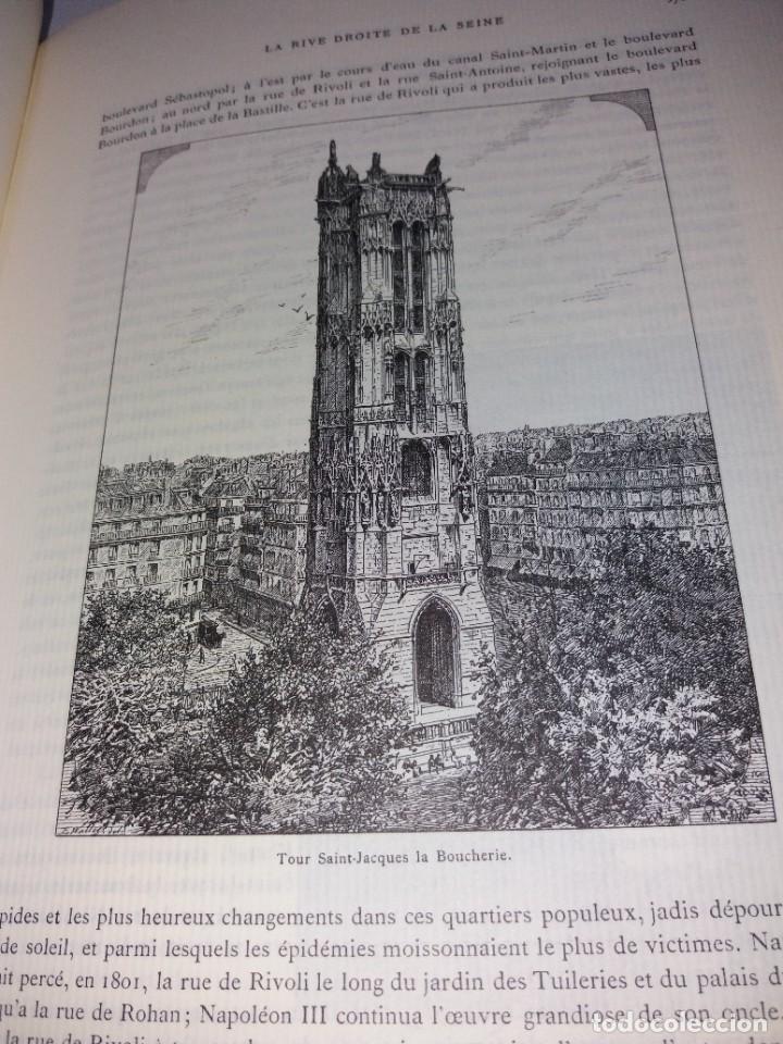 Libros: EXTRAORDINARIO Y BELLO LIBRO SOBRE EL PARIS DEL SIGLO XIX AÑOS 70´S - Foto 205 - 242225945