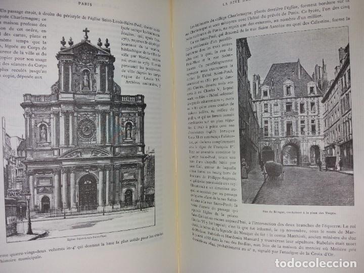 Libros: EXTRAORDINARIO Y BELLO LIBRO SOBRE EL PARIS DEL SIGLO XIX AÑOS 70´S - Foto 208 - 242225945