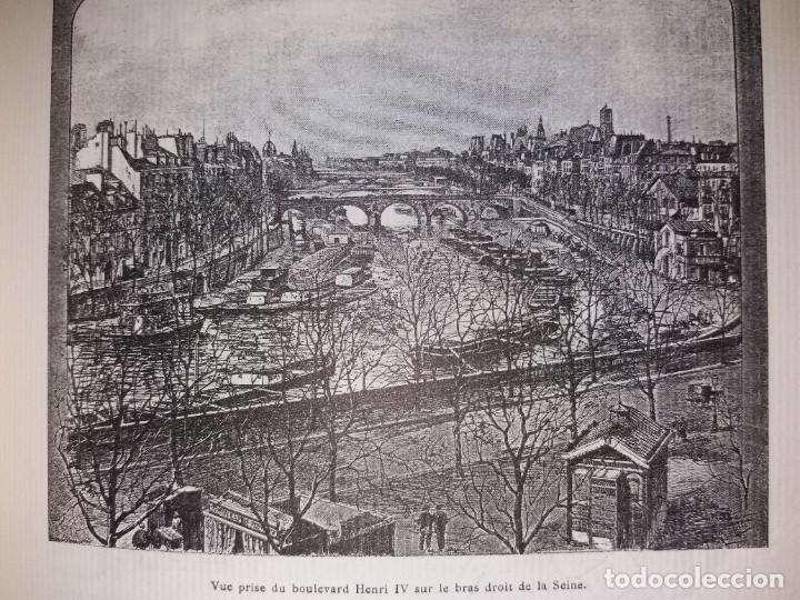 Libros: EXTRAORDINARIO Y BELLO LIBRO SOBRE EL PARIS DEL SIGLO XIX AÑOS 70´S - Foto 210 - 242225945