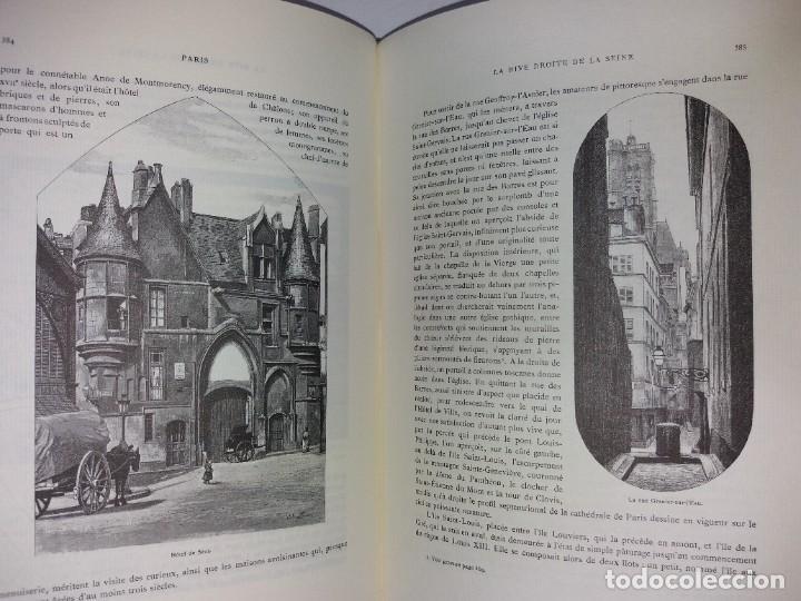 Libros: EXTRAORDINARIO Y BELLO LIBRO SOBRE EL PARIS DEL SIGLO XIX AÑOS 70´S - Foto 211 - 242225945