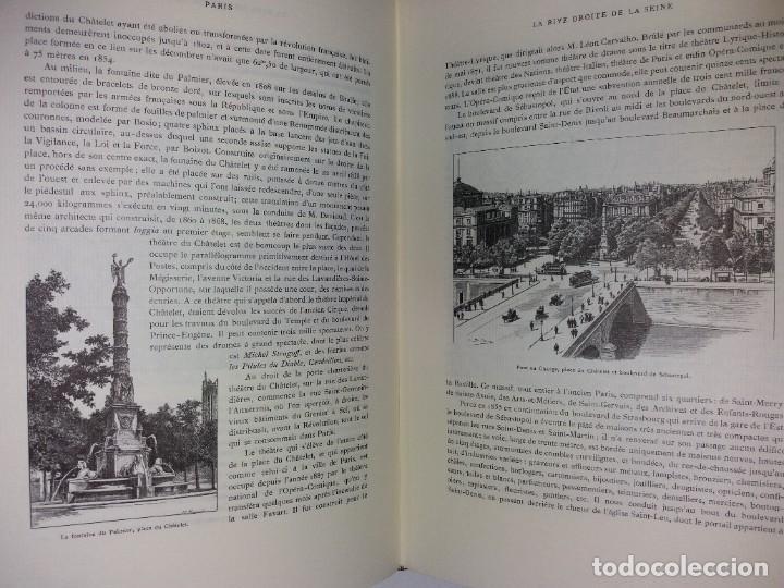 Libros: EXTRAORDINARIO Y BELLO LIBRO SOBRE EL PARIS DEL SIGLO XIX AÑOS 70´S - Foto 213 - 242225945