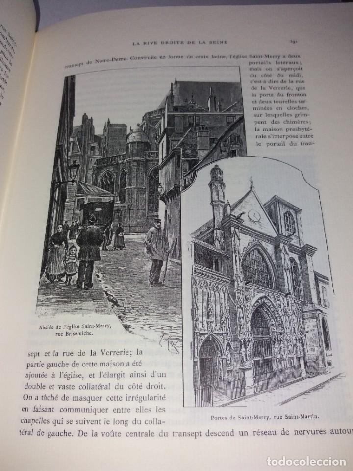 Libros: EXTRAORDINARIO Y BELLO LIBRO SOBRE EL PARIS DEL SIGLO XIX AÑOS 70´S - Foto 214 - 242225945