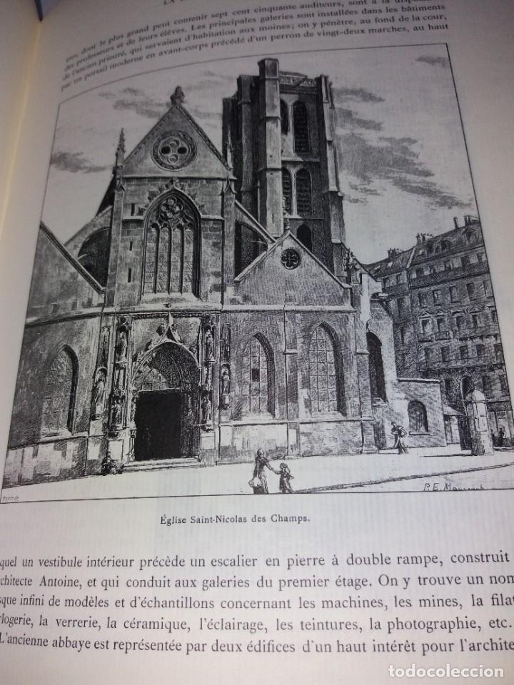 Libros: EXTRAORDINARIO Y BELLO LIBRO SOBRE EL PARIS DEL SIGLO XIX AÑOS 70´S - Foto 216 - 242225945