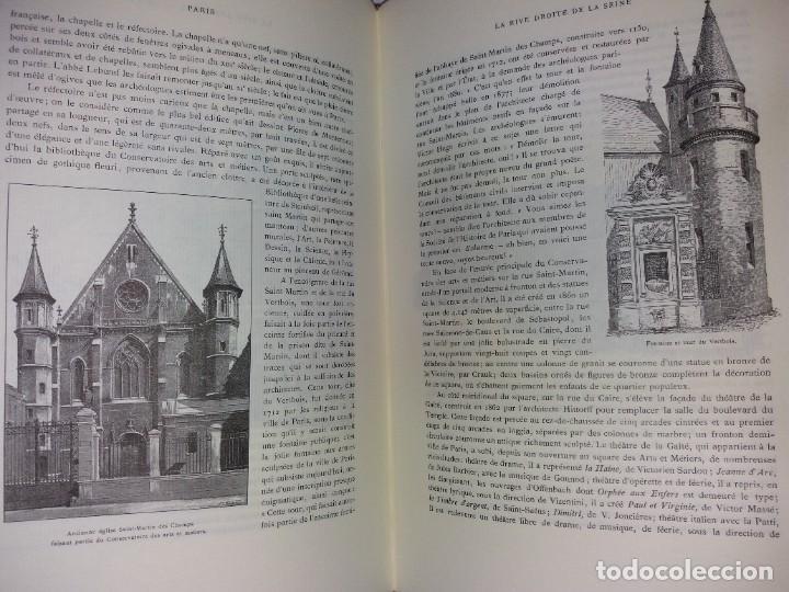 Libros: EXTRAORDINARIO Y BELLO LIBRO SOBRE EL PARIS DEL SIGLO XIX AÑOS 70´S - Foto 217 - 242225945