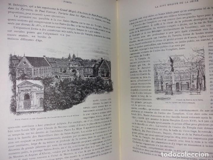 Libros: EXTRAORDINARIO Y BELLO LIBRO SOBRE EL PARIS DEL SIGLO XIX AÑOS 70´S - Foto 218 - 242225945